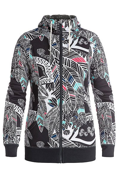 ��������� ���������� ������� Roxy Frost Printed Ha-hui True Black