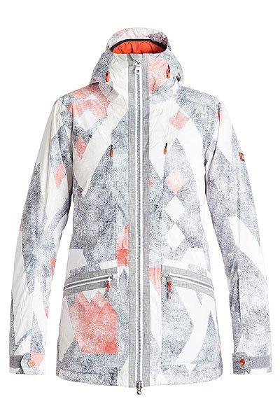 Куртка женская Roxy Tb Ascend Frozen Mountain Heat