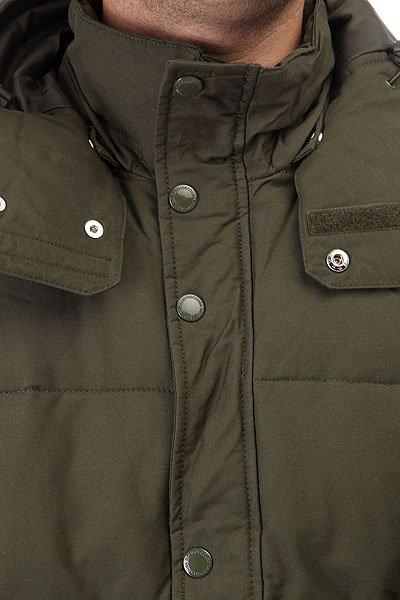 Куртка зимняя DC Arctic 3 Fatigue Green от BOARDRIDERS