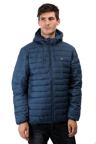 Куртка зимняя Quiksilver Everydayscaly Dark Denim от BOARDRIDERS