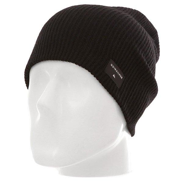 ����� ����� Quiksilver Cushy Slouch M Hats Black