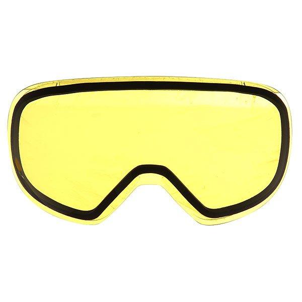 Линза для маски Quiksilver Qsr Bas YellowМаски<br>Сменная линза для маски Quiksilver Qsr.Характеристики:Изготовлена из пластика.<br><br>Размер EU: One Size<br>Цвет: желтый<br>Тип: Линза для маски<br>Возраст: Взрослый<br>Пол: Мужской