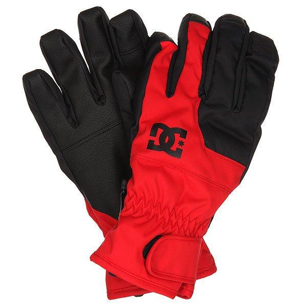 �������� ��������������� DC Seger Glove Racing Red