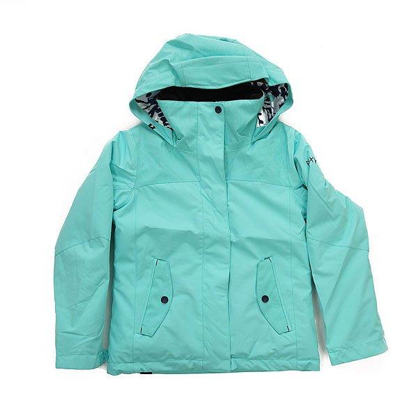 Куртка детская Roxy Rx Jet Blue RadianceОдежда<br>Покоряйте склоны новыми яркими куртками от Roxy! Куртка для девочек, разработанная с мембраной DryFlight® 10К для надежной водонепроницаемой и дышащей защиты, которая удачно дополнена легким утеплителем Warmflight® и проклеенными швами в самых уязвимых местах.Технические характеристики: Качественная саржа.Утеплитель Warmflight®.Подкладка из тафты и трикотажа.Критические швы проклеены.Фиксированный капюшон.Капюшон совместим со шлемом.Фиксированная снежная юбка из тафты с удобными кнопками.Карманы для рук с теплой подкладкой.Карман для скипасса на рукаве.Манжеты с регулировкой на липучках.Подол на утяжке для защиты от ветра.<br><br>Размер EU: 12yrs<br>Размер EU: 8yrs<br>Размер EU: 16yrs<br>Размер EU: 14yrs<br>Размер EU: 10yrs<br>Цвет: голубой<br>Тип: Куртка утепленная<br>Возраст: Детский