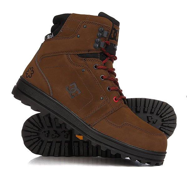 ������� ������ DC Shoes Spt Brown/Black