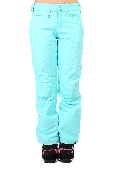 Штаны сноубордические женские Roxy Backyard Blue Radiance