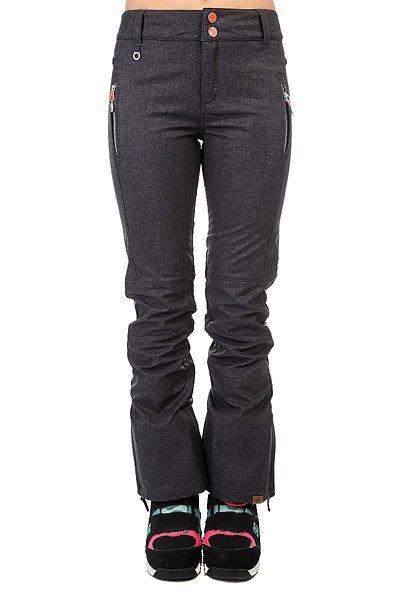Штаны сноубордические женские Roxy Torah Bright Motion Texture TrueШтаны<br>Эти брюки, созданные Roxy совместно со знаменитой сноубордисткой Торой Брайт, обеспечат максимальный комфорт и защиту от холода в самых суровых условиях. Водостойкая дышащая мембрана DryFlight 10K, полностью проклеенные швы и внутренний пояс-манжет не позволят ни снегу, ни влаге проникнуть внутрь.Характеристики:Эластичный софтшелл. Флис Polar с начесом. Система пристегивания куртки к штанам. Края штанин со вставкой на молнии. Усиленные края штанин для большей износостойкости. Штанины с гейтерами из тафты и с эластичной вставкой из лайкры. Холдер для скипасса.<br><br>Размер EU: XS<br>Размер EU: L<br>Размер EU: M<br>Размер EU: S<br>Размер EU: XL<br>Цвет: серый<br>Тип: Штаны сноубордические<br>Возраст: Взрослый<br>Пол: Женский