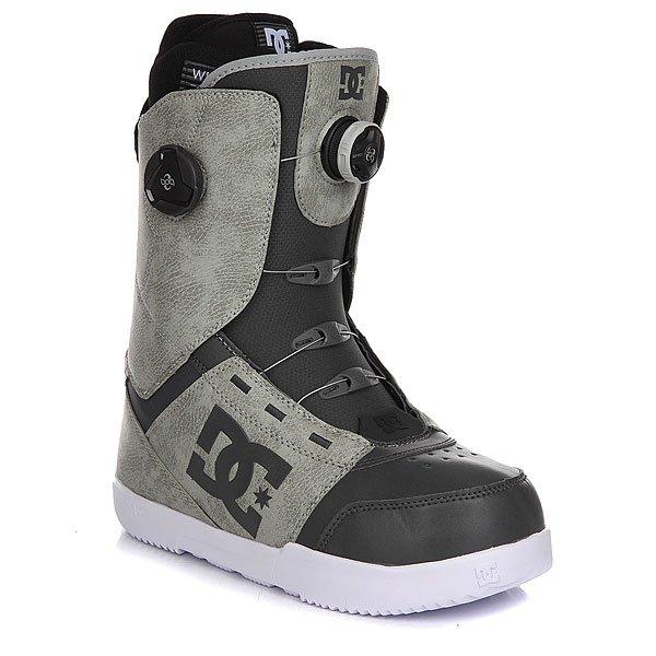 Ботинки для сноуборда DC Control Cool Grey