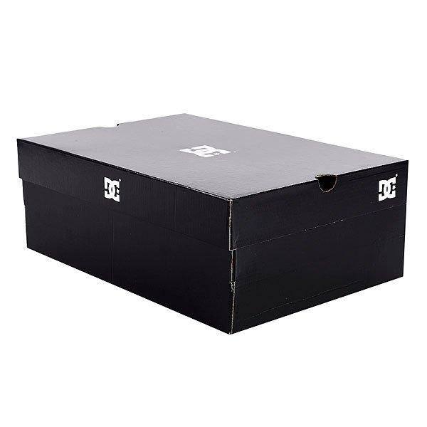 Ботинки для сноуборда DC Control Black от BOARDRIDERS