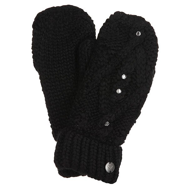 ������� ������� Roxy Shootstarmitten True Black