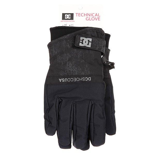 Перчатки сноубордические DC Mizu Glove Black