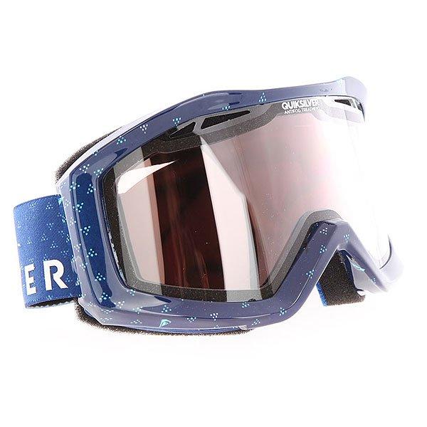 Маска для сноуборда Quiksilver Fenom Photochro Sodalite Blue