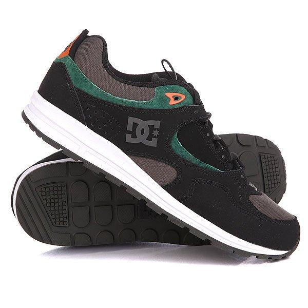 Кроссовки DC Kalis Lite Black/Green/GreyКроссовки<br>DC Kalis Lite - идеальный образец олдскульной обуви, чей дизайн вдохновлен моделью 1998 годаKalis's JK1. Несмотря на ретро-дизайн, кроссовки обладают по-прежнему актуальным внешним видом. Легкая подошва из вспененного материала EVA напоминает подошву беговых кроссовок, позволяя создать легкий силуэт, а классическая шнуровкаDC ghillie обеспечит равномерное прилегание язычка.Характеристики:Про-модель Джоша Кэлиса. Дизайн вдохновлен кроссовкамиKalis's JK1 1998 года.Классический силуэт. Дизайн подошвы вдохновлен беговыми кроссовками.Амортизирующая стелька из вспененного материала EVA. Фирменный цепкий протектор Pill Pattern. Классическая шнуровкаDC ghillie обеспечивает равномерное прилегание. Нашивка с фирменным логотипом на язычке. Фирменный логотип сбоку ботинка.<br><br>Размер EU: 44.5<br>Размер US: 11<br>Размер CM: 28.5<br>Размер EU: DC man B: 8us 40.5eur 26.25cm<br>Размер EU: 46.5<br>Размер US: 12.5<br>Размер CM: 30<br>Размер EU: 42<br>Размер US: 9<br>Размер CM: 27<br>Размер EU: 42.5<br>Размер US: 9.5<br>Размер CM: 27.5<br>Размер EU: 45<br>Размер US: 11.5<br>Размер CM: 29<br>Цвет: черный,серый<br>Тип: Кроссовки<br>Возраст: Взрослый<br>Пол: Мужской