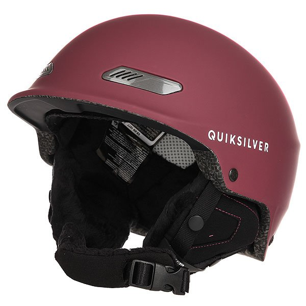 Шлем для сноуборда Quiksilver Wildcat Pomegranate