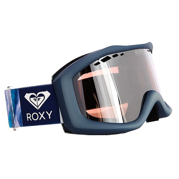 Маска для сноуборда Roxy Sunset Marble blueprintМаски<br><br><br>Размер EU: One Size<br>Цвет: голубой<br>Тип: Маска для сноуборда<br>Возраст: Взрослый<br>Пол: Женский