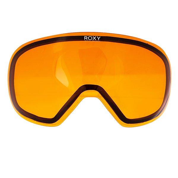 Линза для маски женская Roxy Popscreen Bas Orange