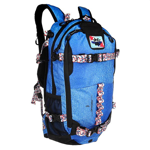 Рюкзак туристический Quiksilver Qs X Jd Sodalite Blue