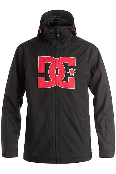 Куртка DC Story Black