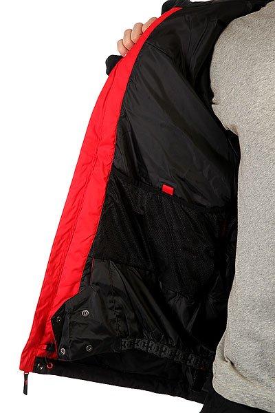 Куртка DC Command Black от BOARDRIDERS