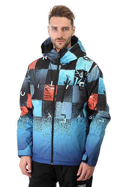 Куртка Quiksilver Mission Mtn Exc Chakalapaki GradientКуртки<br><br><br>Размер EU: M<br>Размер EU: S<br>Размер EU: L<br>Размер EU: XS<br>Размер EU: XL<br>Цвет: голубой,черный<br>Тип: Куртка утепленная<br>Возраст: Взрослый<br>Пол: Мужской