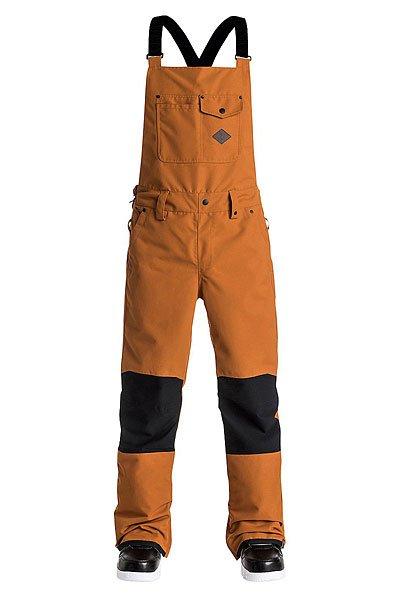Комбинезон сноубордический Quiksilver Found Bib Pumpkin SpiceШтаны<br><br><br>Размер EU: S<br>Размер EU: L<br>Размер EU: M<br>Размер EU: XS<br>Цвет: коричневый<br>Тип: Комбинезон сноубордический<br>Возраст: Взрослый<br>Пол: Мужской