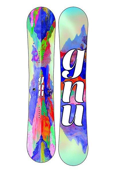 Сноуборд GNU Gnu B-nice Reflect 142 Btx Ast Multi