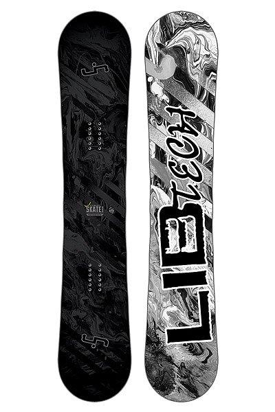 Сноуборд Lib Tech Lib Sk8 Banana Stealth Ast 156 Black/White