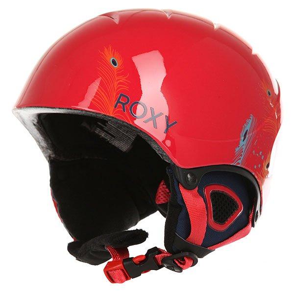 Шлем для сноуборда детский Roxy Misty irl G Pck Peterpan/Blue PrintСноуборд<br><br><br>Размер EU: 52<br>Размер EU: 56<br>Цвет: красный<br>Тип: Шлем для сноуборда<br>Возраст: Детский