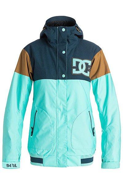 Куртка женская DC Shoes Dcla Aruba Blue