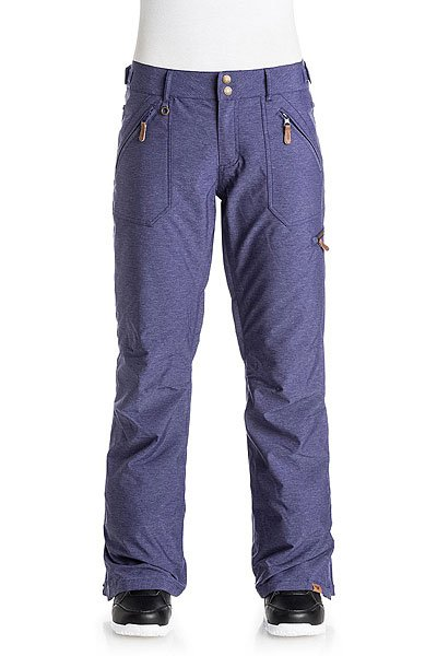 Штаны сноубордические женские Roxy Nadia Blue PrintШтаны<br>Если Вы ищете штаны, которые отлично проявят себя на склоне и, при этом, в которых Вы будете выглядеть на все 100, то это отличный вариант. Качественная модель с мембраной 10K и лёгким утеплителем.Характеристики:Водостойкая и дышащая мембрана DRY-FLIGHT 10K (10 000 мм / 10 000 г.). Утеплитель: 40 г. Подкладка из тафты. Проклеенные критические швы. Регулировка пояса. Система крепления куртки к штанам. Снегозащитные гетры. Сетчатая вентиляция. Держатель для ски-пасса. Tailored fit (сидят по фигуре). Сертификат качества ткани Bluesign® - Roxy заботится об экологии планеты. Состав: 100% полиэстер.<br><br>Размер EU: S<br>Размер EU: M<br>Размер EU: XS<br>Цвет: синий<br>Тип: Штаны сноубордические<br>Возраст: Взрослый<br>Пол: Женский