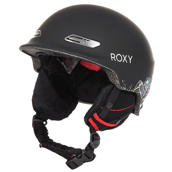Шлем для сноуборда женский Roxy Power Powder Ha-hui True Black