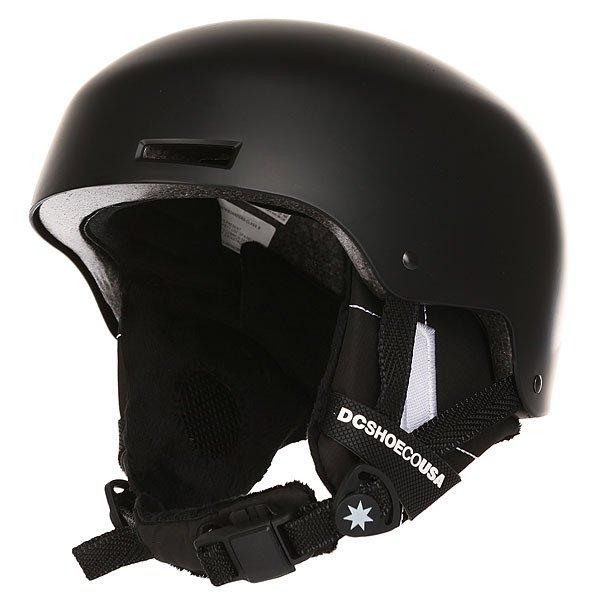 Шлем для сноуборда DC Bomber Black