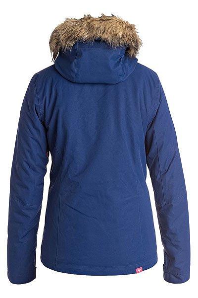 Куртка женская Roxy Jet Ski Sol Blue Print от BOARDRIDERS