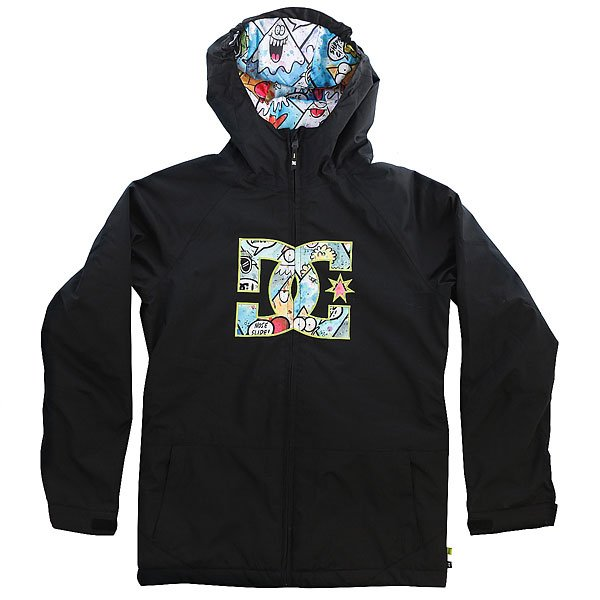 Куртка детская DC Story Anthracite DC Shoes
