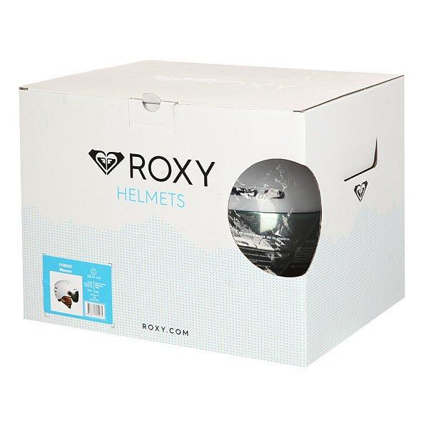 Шлем для сноуборда женский Roxy Foenix Bright White от BOARDRIDERS