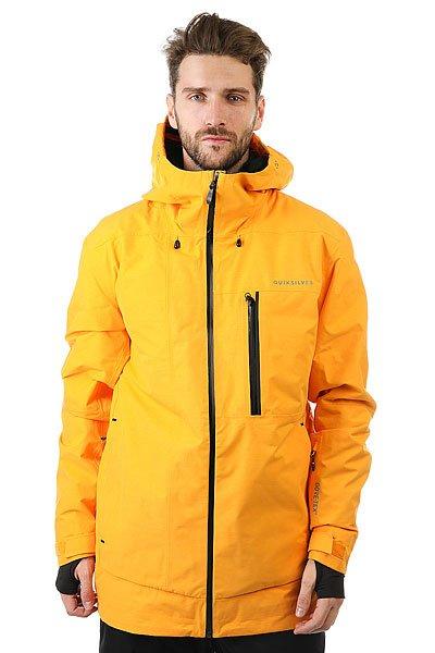 Куртка Quiksilver Impact Gore Cadmium Yellow