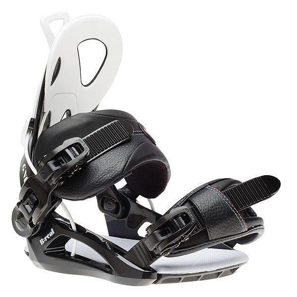 Крепления для сноуборда GNU B-real Bind Black