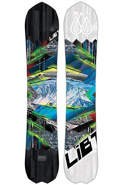 Сноуборд Lib Tech T-rice Gld Mbr X Ast