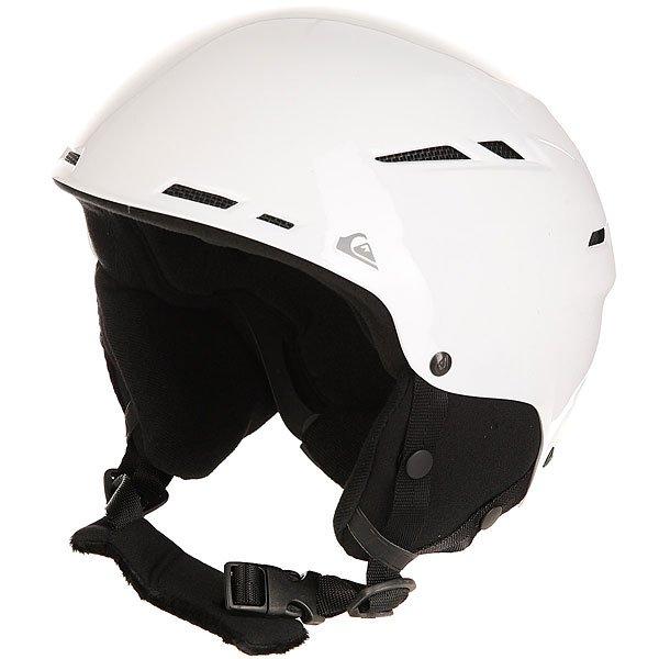 Шлем для сноуборда Quiksilver Motion Rental WhiteШлемы<br><br><br>Размер EU: 62<br>Размер EU: 60<br>Размер EU: 58<br>Размер EU: 56<br>Цвет: белый<br>Тип: Шлем для сноуборда<br>Возраст: Взрослый<br>Пол: Мужской