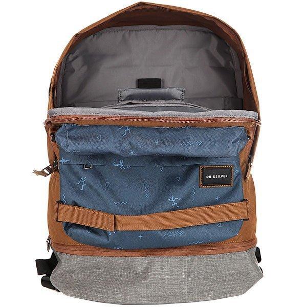Рюкзак спортивный Quiksilver Twin Backpack Shark Bait Bear от BOARDRIDERS
