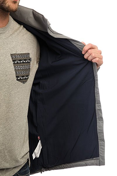 Куртка Quiksilver Cirrus Jacket Quiet Shade от BOARDRIDERS