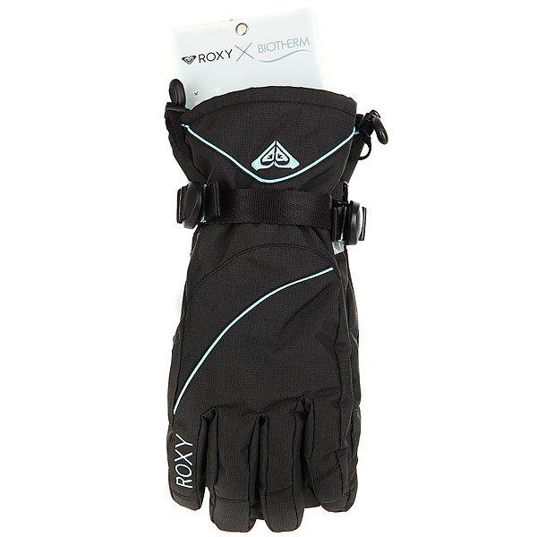 Перчатки сноубордические женские Roxy Big Bear Gloves True Black от BOARDRIDERS
