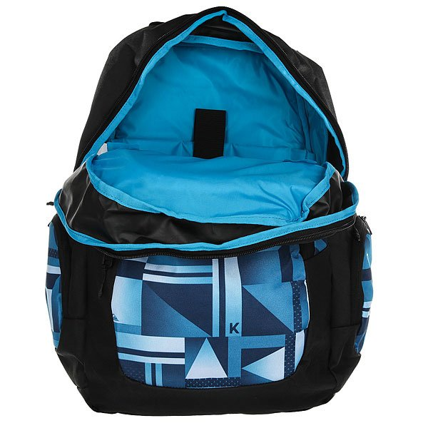 Рюкзак городской Quiksilver Schoolie Blue Miror от BOARDRIDERS
