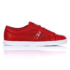 ���� ������ DC Dress Sneaker Shoe Red