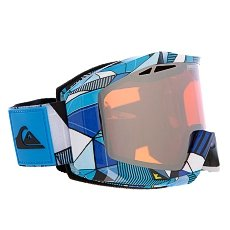 ����� Quiksilver Fenom Art Mirror White/Blue