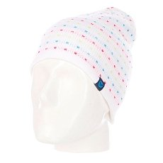 Шапка женская Roxy Mollie Beanie Bright White