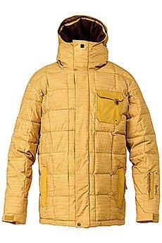 ������ Quiksilver Hemlock Jacket Mustard Gold
