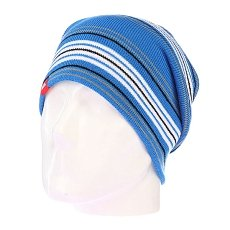 Шапка носок Quiksilver Preference Beanie Brillant Blue