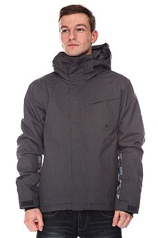 ������ Quiksilver Mission Plus Jacket Asphalt