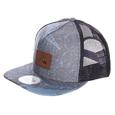 Бейсболка Quiksilver Jungle Juice Hats Navy Blazer